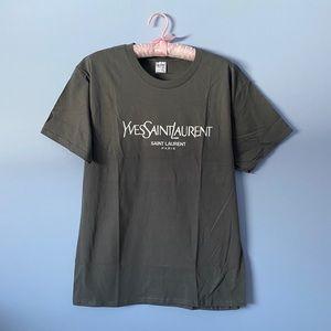 YSL woman's t-shirt